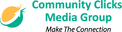 Community Clicks Media Group Retina Logo